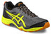 asics Gel-FujiTrabuco 5 G-TX Shoe Men Shark/Safety Yellow/Black